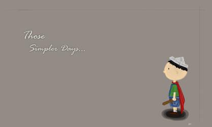 Simpler Days by aznweirdo
