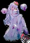Boo And Princess King Boo render