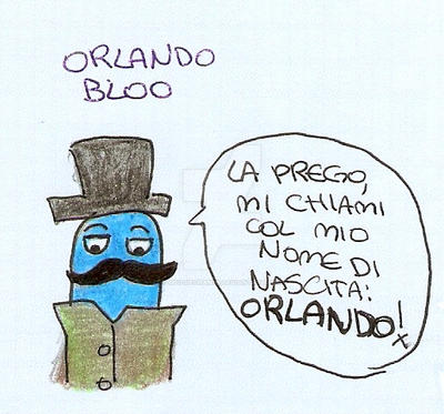 Orlando Bloo xD xD by BoogieChan98