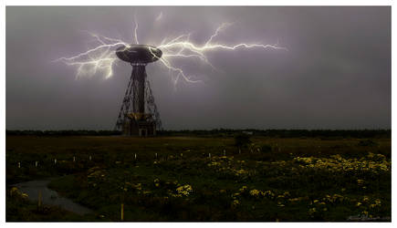 Worlds Largest Tesla Coil by Thamyris71