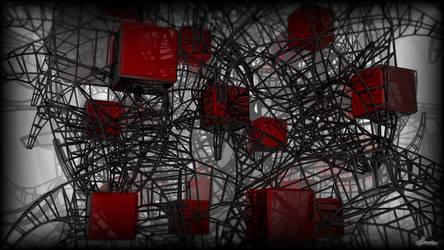 RedCub3dTrus by Thamyris71