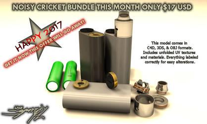 Noisy Cricket BUNDLE-00 by Thamyris71