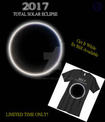 Total Solar Eclipse T-shirt.