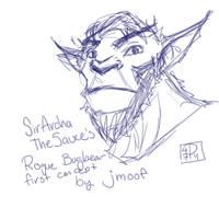 Siracha's rogue