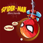 SPIDER-MAN : HOMECOMING  FANART