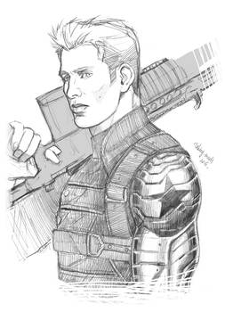 The Winter Soldier| Steve Rogers