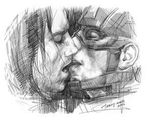 Steve Rogers / Bucky Barnes