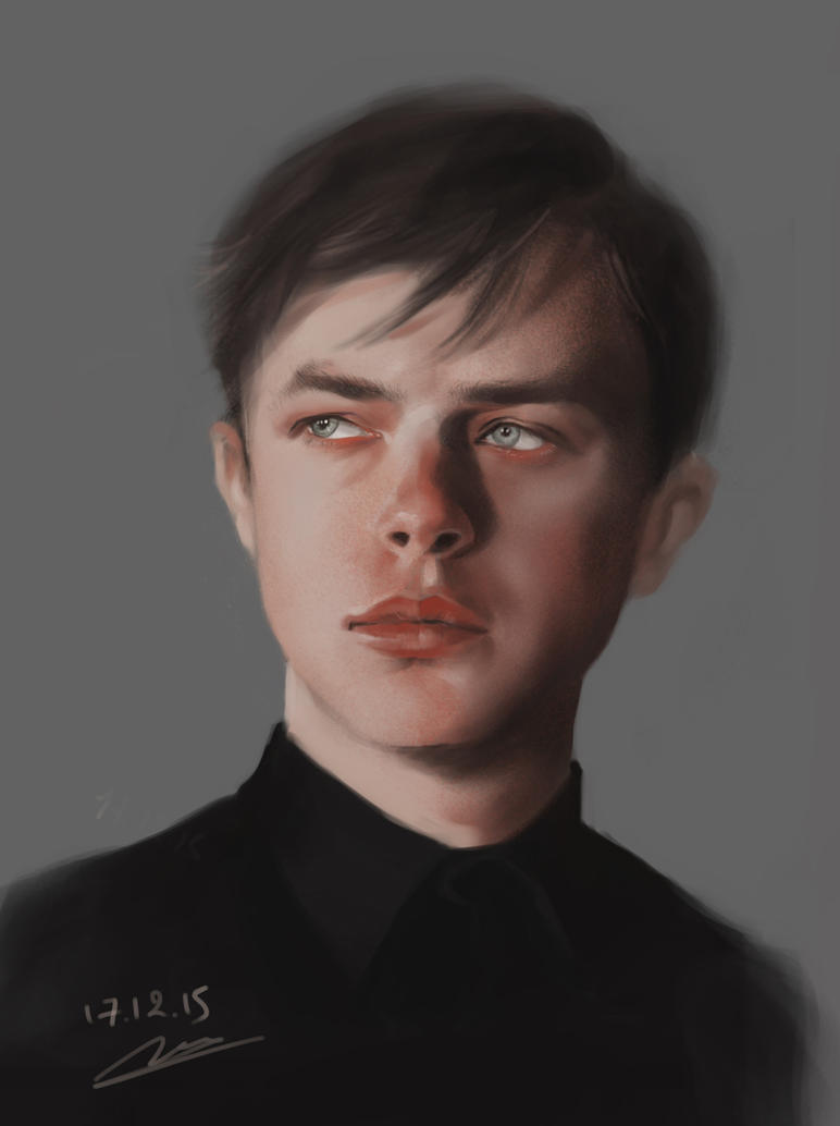 dane dehaan james dean
