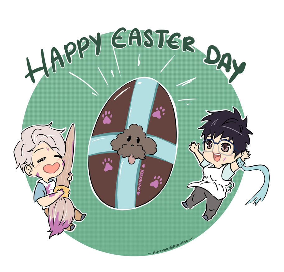 Happy Easter Day by NitroxArts