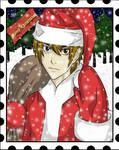Christmas card for Koli