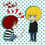 Look Mello by BrET13