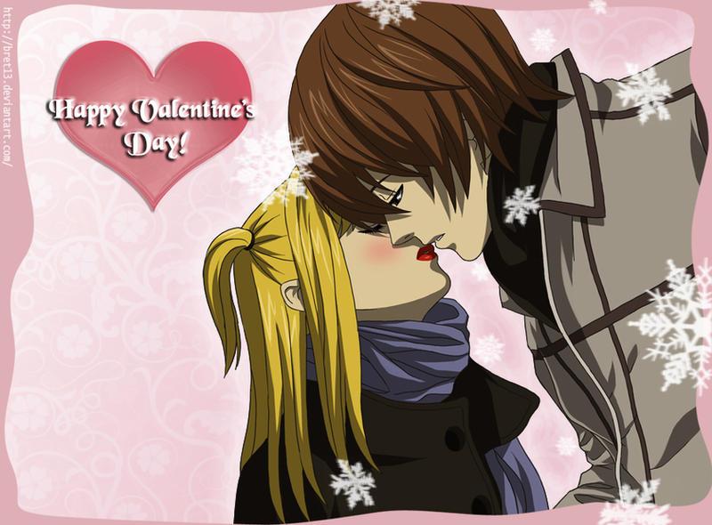 Happy Valentine by BrET13