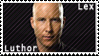 Lex Luthor stamp by BrET13