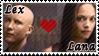 Lex x Lana2 stamp by BrET13