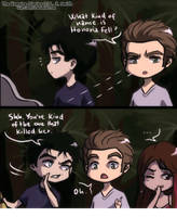 Awkward moment by BrET13