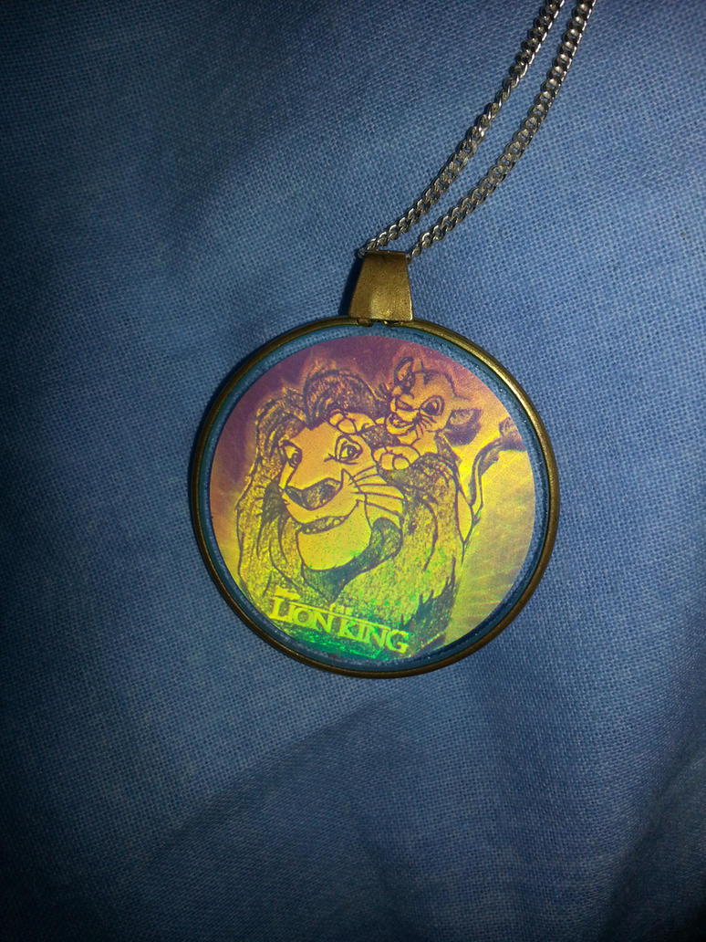 The lion king translucent hologram pendant by dreamyarcticwolf on the lion king translucent hologram pendant by dreamyarcticwolf mozeypictures Image collections