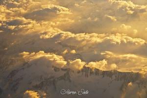 Winter Gold by pendrym