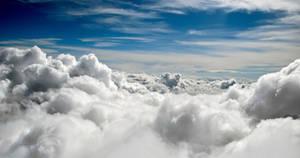 Voliamo Insieme fino alle Nuvole by pendrym