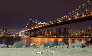 Under the Bridge by pendrym