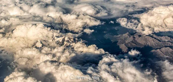 A Peak Through the Clouds