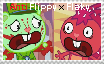 Stamp - Anti Flippy x Flaky by Fliggles4Life