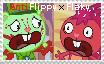 Stamp - Anti Flippy x Flaky by Fliggles4Life
