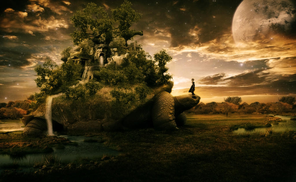 Lost World by ElementOfOne1