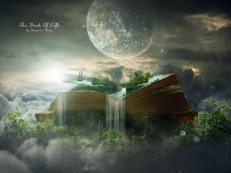 The Book Of Life by BenjaminHaley