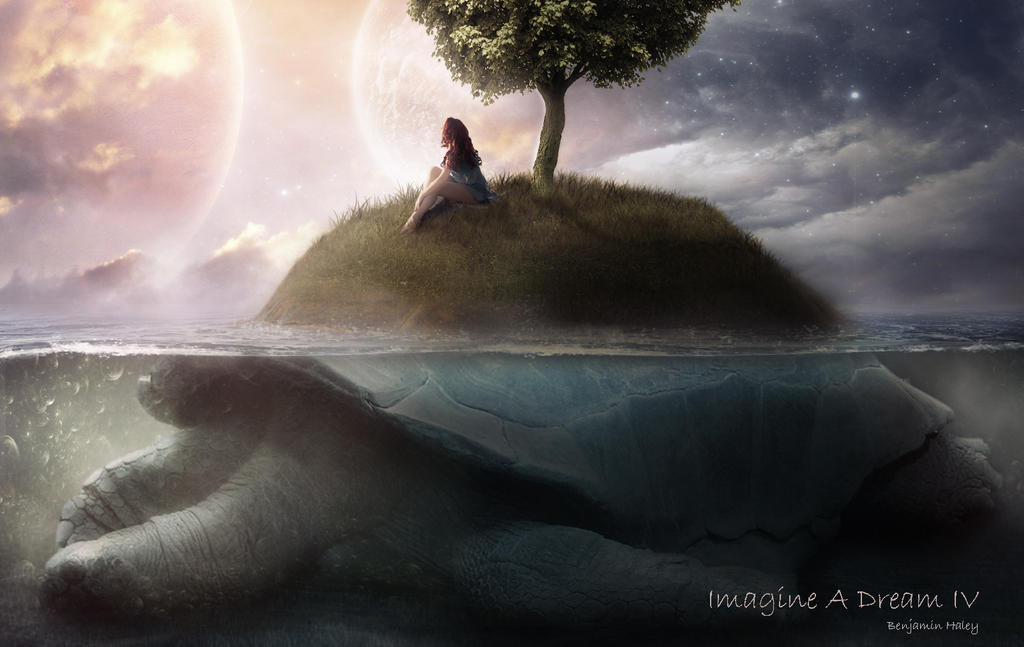 Imagine A Dream IV by HaleyDesigns