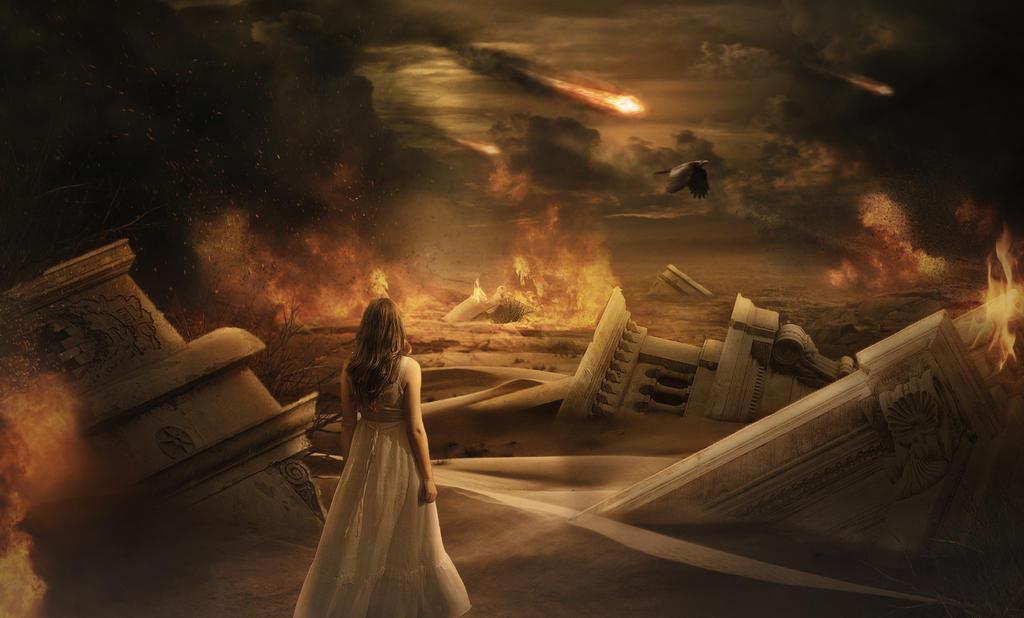 Oblivion by ElementOfOne1