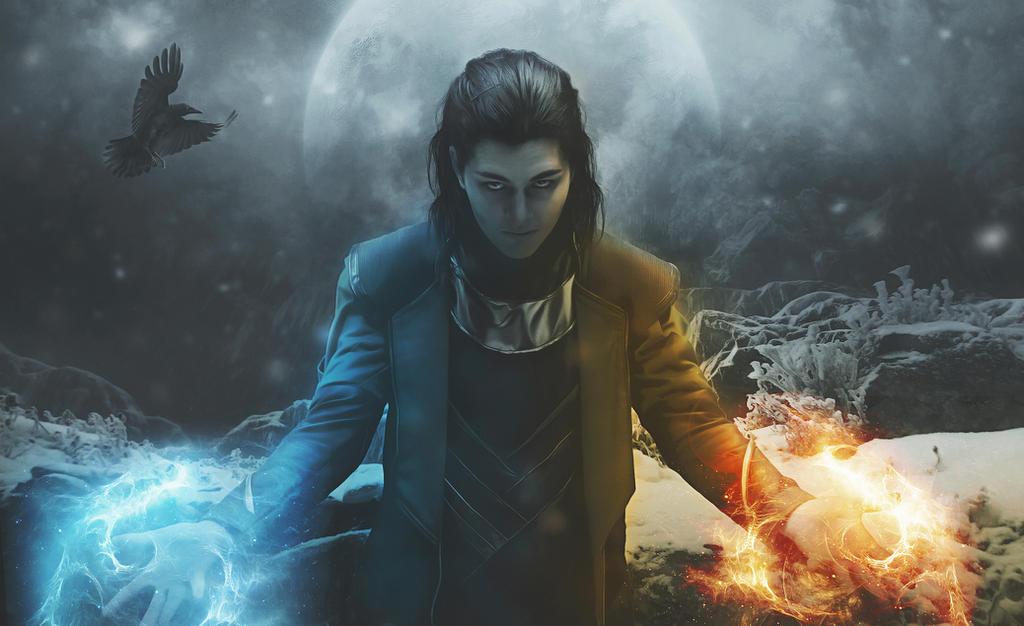 Loki by BenjaminHaley