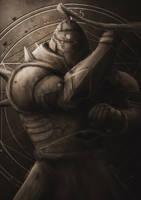 Fullmetal Alchemist Alphonse Elric by BenjaminHaley