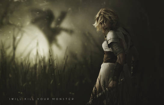 I Will Kill Your Monster