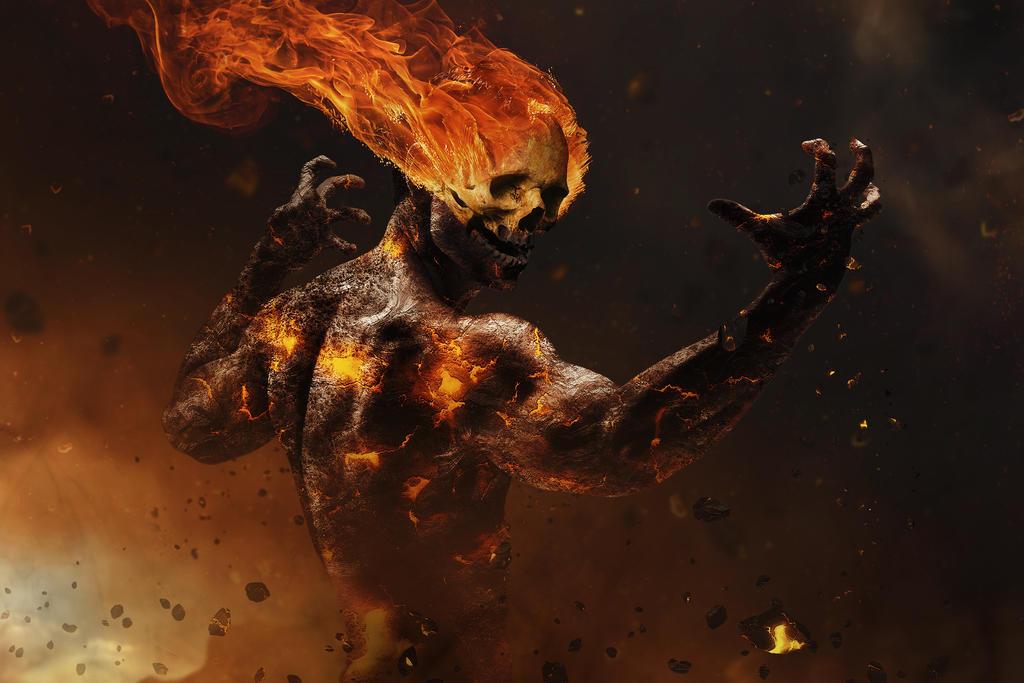 Inferno by BenjaminHaley