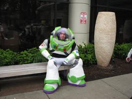 Buzz Lightyear by flameninja1
