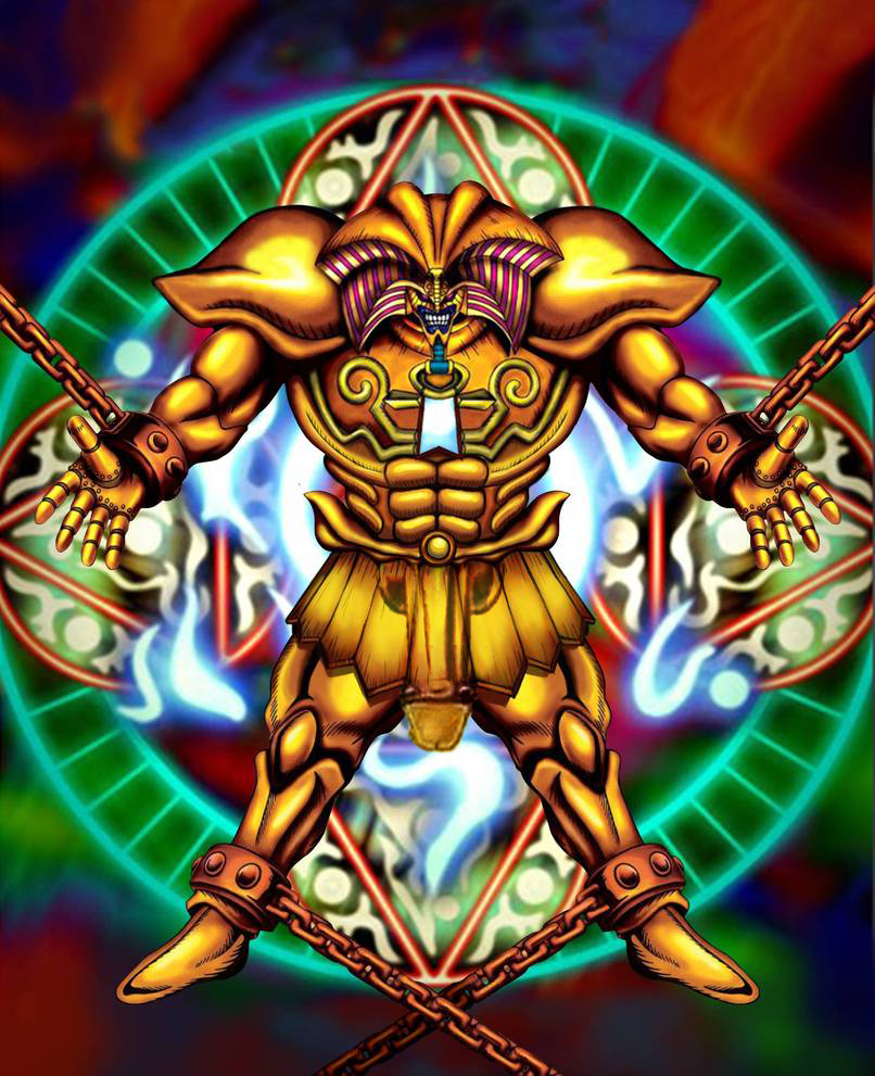 Exodia Forbidden Full Body Sensual Mode By Kalebneshat On Deviantart