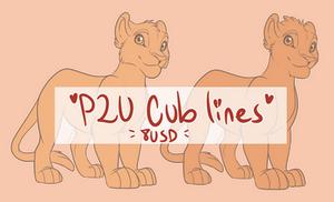 P2U Cub Lines!!