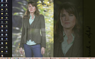 Lucy Lawless - Such A Dyke