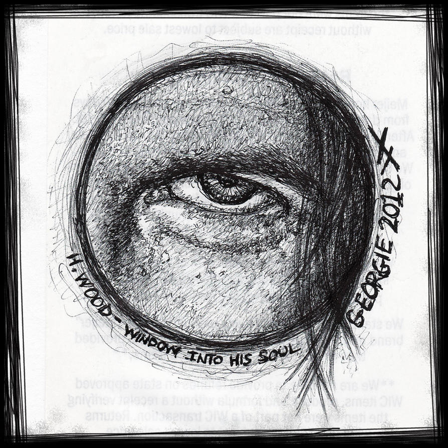 George WindowToHisSoul 01 by PriestessCharis