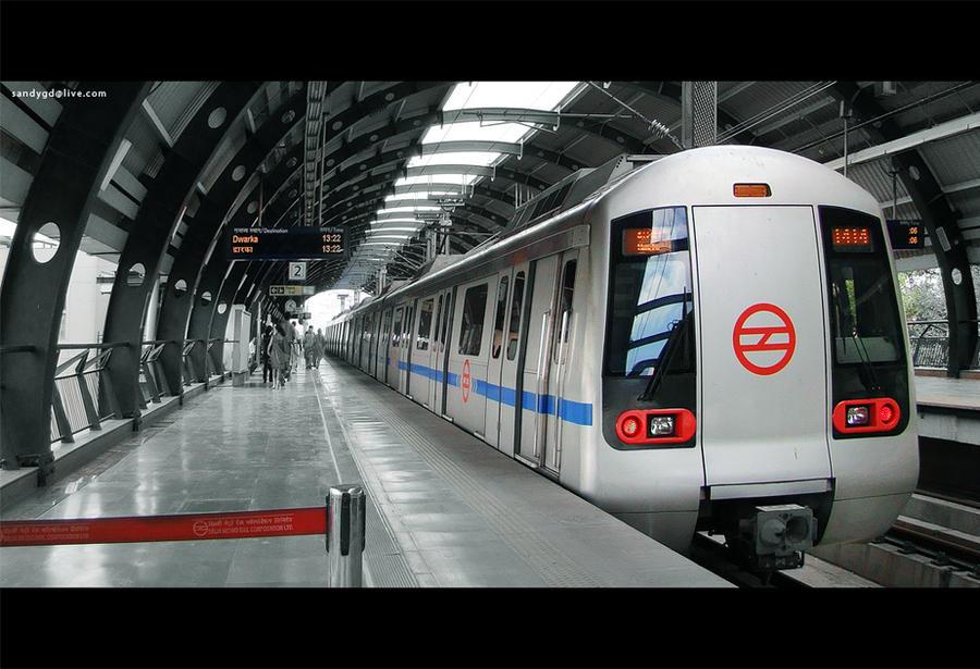 Lifeline of Delhi