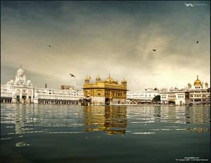 Golden Temple, Amritsar -India
