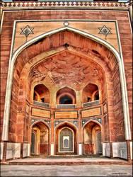Humayun Tomb HDR