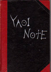 the yaoi note by twilightchildriku