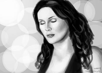 Sharon Den Adel by bearOnUnicycle