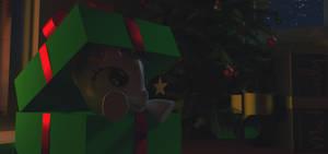The Peeking Gift by Hexedecimal