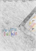 My Little Dashie Movie-Inspired Poster by Hexedecimal