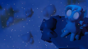 A Wishful Snow Drop by Hexedecimal