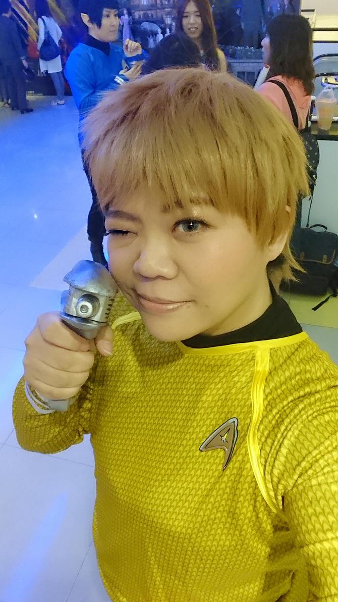 James.T.Kirk by hayamiyuu