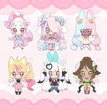 (Open) Cute adoptable batch| Set price by dyingspree1