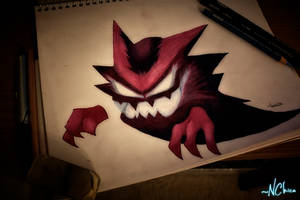 Haunter by NChicaGFX